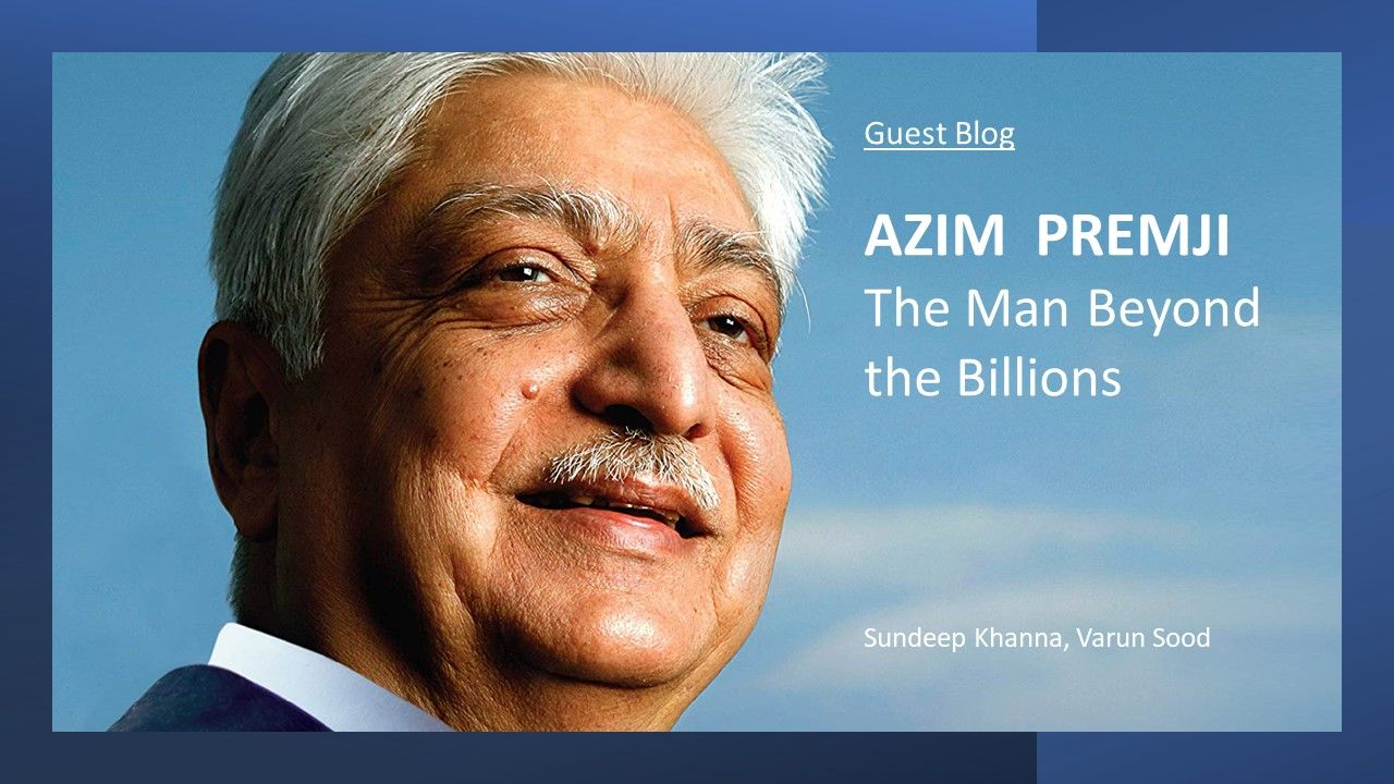 An unusual Indian billionaire has a new doctrine of inheritance for its richest