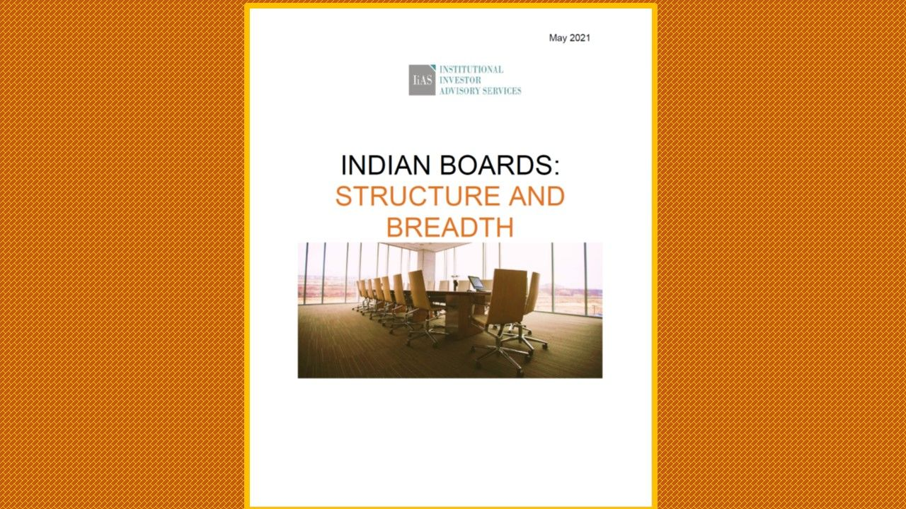 Indian Boards: Structure and Breadth